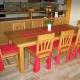 Rustikální dřevěný nábytek 8