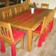 Rustikální dřevěný nábytek 6