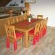 Rustikální dřevěný nábytek 4