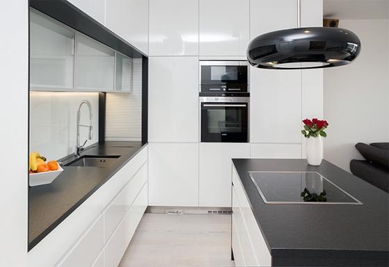 Moderní kuchyně luxusní